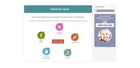 Lifestyle Quiz