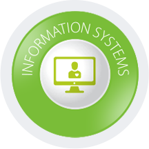 information systems banner logo