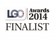 LGC 2014 awards finalist