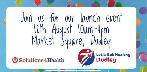 Let's Get Healthy Dudley Service Launch