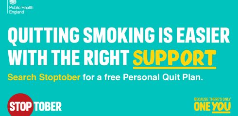 Stoptober is back for another year!