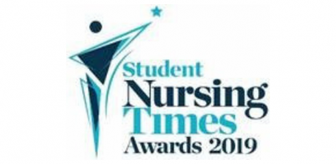 Student Nursing Times Award Nomination