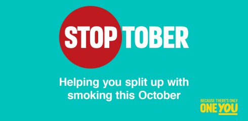 Stoptober returns for 2019!