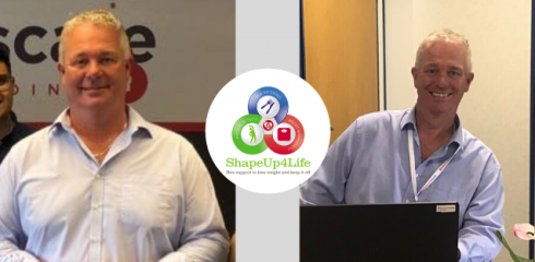 """How I shed 78 pounds with ShapeUp4Life!"""