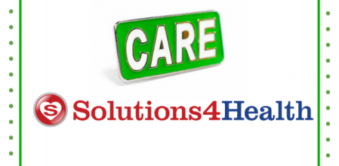 Solutions 4 Health – part of the Department of Health and Social Care 'Care Badge' scheme