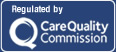 Regulated by the Care Quality Commission