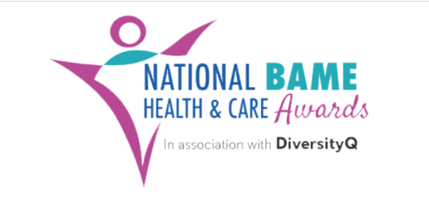 Partnership project wins Outstanding Achievement Award in the BAME Health and Care Awards 2021